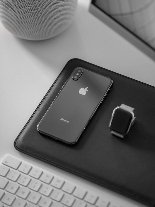 iphone display advertising