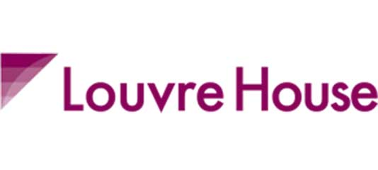 Louvre House Logo